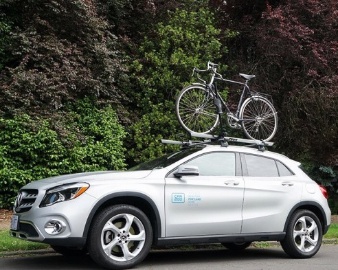 Car2go Portland Cars Mercedes Benz Cla Gla