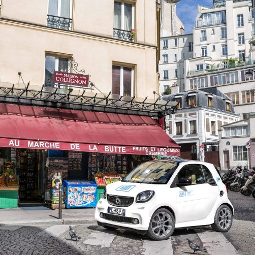 Daily Rates And Packages Car2go Paris