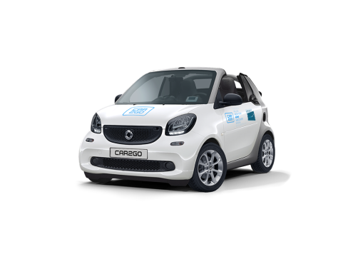 Car2go Carsharing In Rome