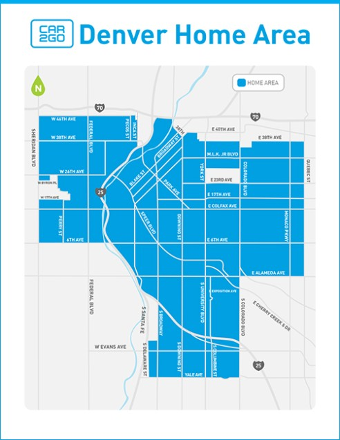 car2go daily rate seattle